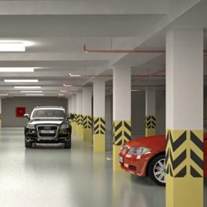 Автостоянки, паркинги Дно