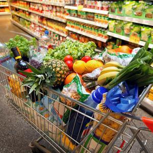 Магазины продуктов Дно