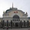 Железнодорожные вокзалы в Дно