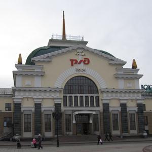Железнодорожные вокзалы Дно